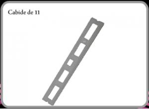 cabide 11