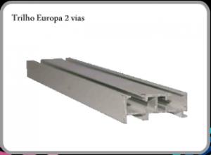 trilho europa 2 vias