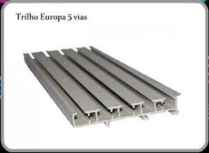 trilho europa 5 vias